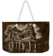 Old House In Cape May Weekender Tote Bag