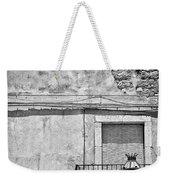 Old House In Taormina Sicily Weekender Tote Bag