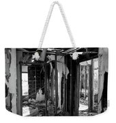 Old House Interior Construction Weekender Tote Bag