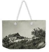 Old House On The Hill Weekender Tote Bag
