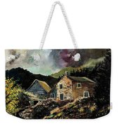 Old Houses 5648 Weekender Tote Bag