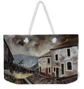 Old Houses  Weekender Tote Bag