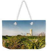 Old Hunstanton Lighthouse North Norfolk Uk Weekender Tote Bag
