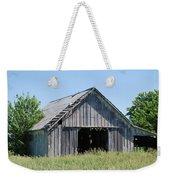 Old Iowa Barn Weekender Tote Bag