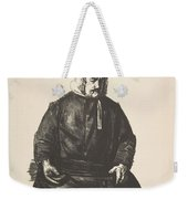 Old Irish Woman, First State By George Bellows Weekender Tote Bag