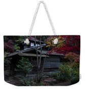 Old Japan Weekender Tote Bag