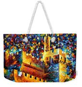 Old Jerusalem Weekender Tote Bag