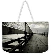 Old Jetty Weekender Tote Bag