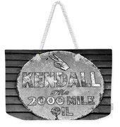 Old Kendal Sign Weekender Tote Bag