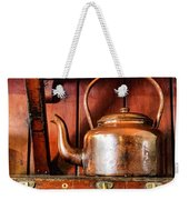 Old Kettle Weekender Tote Bag