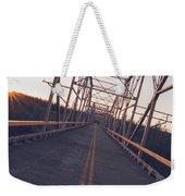 Old Knik Bridge 3 Weekender Tote Bag