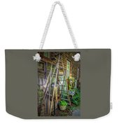 Old Ladder Weekender Tote Bag