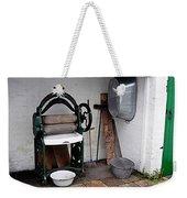 Old Laundry Weekender Tote Bag