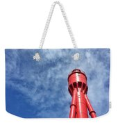 Old  Lighthouse Weekender Tote Bag