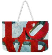 Old Love Weekender Tote Bag