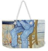 Old Man In Sorrow Weekender Tote Bag
