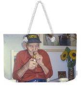 Old Man Of The Sea Weekender Tote Bag