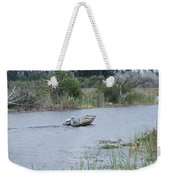 Old Man River Weekender Tote Bag