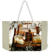 Old Memories Never Die Weekender Tote Bag