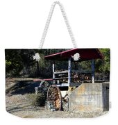 Old Mill Of Guilford Pumphouse Weekender Tote Bag