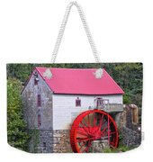 Old Mill Of Guilford Squared Weekender Tote Bag