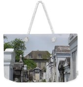 Old New Orleans Cemetery - The Big House  Weekender Tote Bag