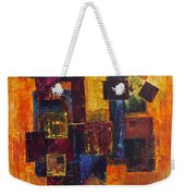 Old News Weekender Tote Bag