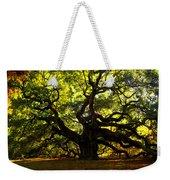Old Old Angel Oak In Charleston Weekender Tote Bag