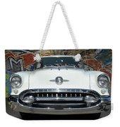 Old Oldsmobile Weekender Tote Bag