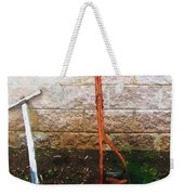 Old Pals Out To Pasture Weekender Tote Bag