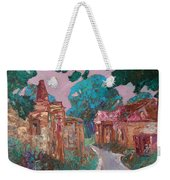Old Place Weekender Tote Bag