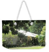 Old Plantation House Weekender Tote Bag