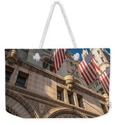 Old Post Office Washington D C Weekender Tote Bag