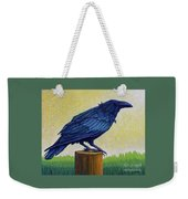 Old Priest In Passion Weekender Tote Bag