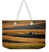 Old Ranch Buildings In Alberta Weekender Tote Bag