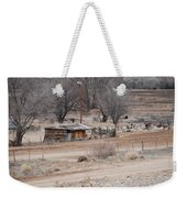 Old Ranch House Weekender Tote Bag
