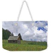 Old Ranchers Summer Cabin Redone Weekender Tote Bag