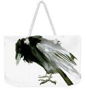 Old Raven Weekender Tote Bag