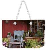 Old Rockin' Chair Weekender Tote Bag