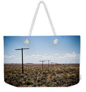 Old Route 66 #4 Weekender Tote Bag