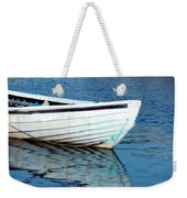 Old Row Boat Weekender Tote Bag