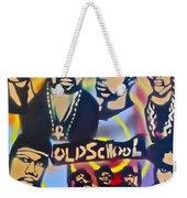 Old School Hip Hop 3 Weekender Tote Bag