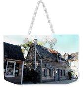 Old School House - St Augustine Weekender Tote Bag