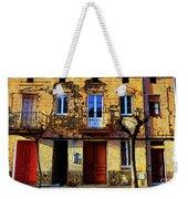 Old Semidetached Houses Weekender Tote Bag