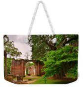 Old Sheldon Church Ruins 3 Weekender Tote Bag