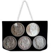 old silver II Weekender Tote Bag