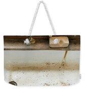 Old Sink Weekender Tote Bag