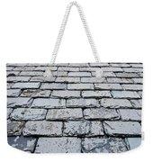 Old Slate Tiles Weekender Tote Bag