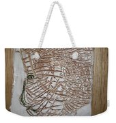 Old Smiles - Tile Weekender Tote Bag