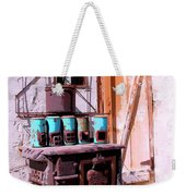 Old Soldier Weekender Tote Bag